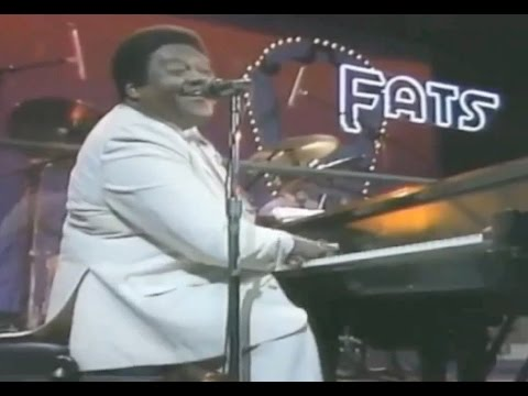 Fats Domino - Blue Monday (Live 1985)