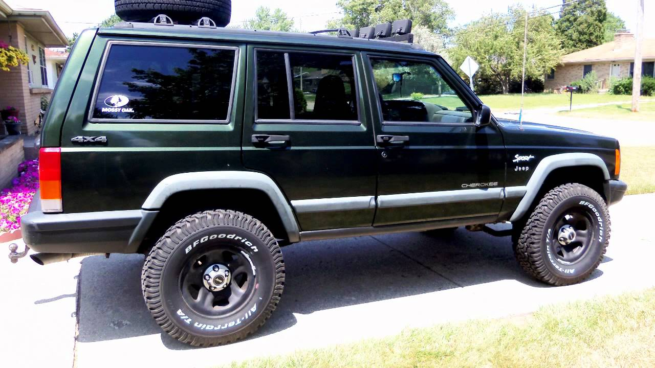 medium resolution of jeep xj 5 inch lift 31