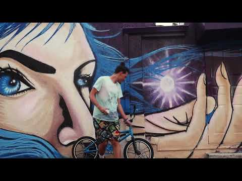 Graffiti Wall Art in Tampa Bay Area: __o_l_i_v_o__ Shares his Skills