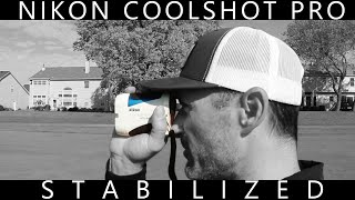 The Nikon Coolshot Pro STABILIZED Review