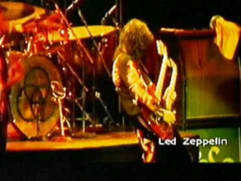 LED ZEPPELIN : Stairway to Heaven (live).