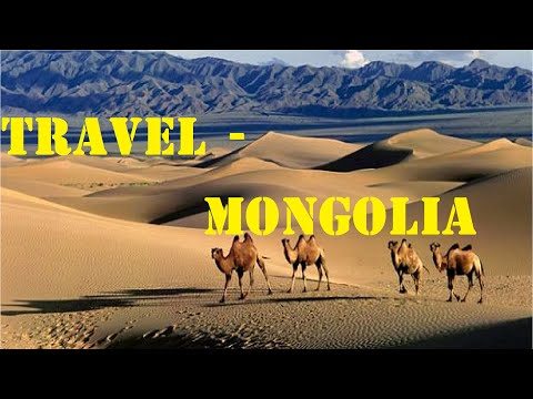 the beautiful tourist attractions || Travel - Mongolia  || (Explore the world )