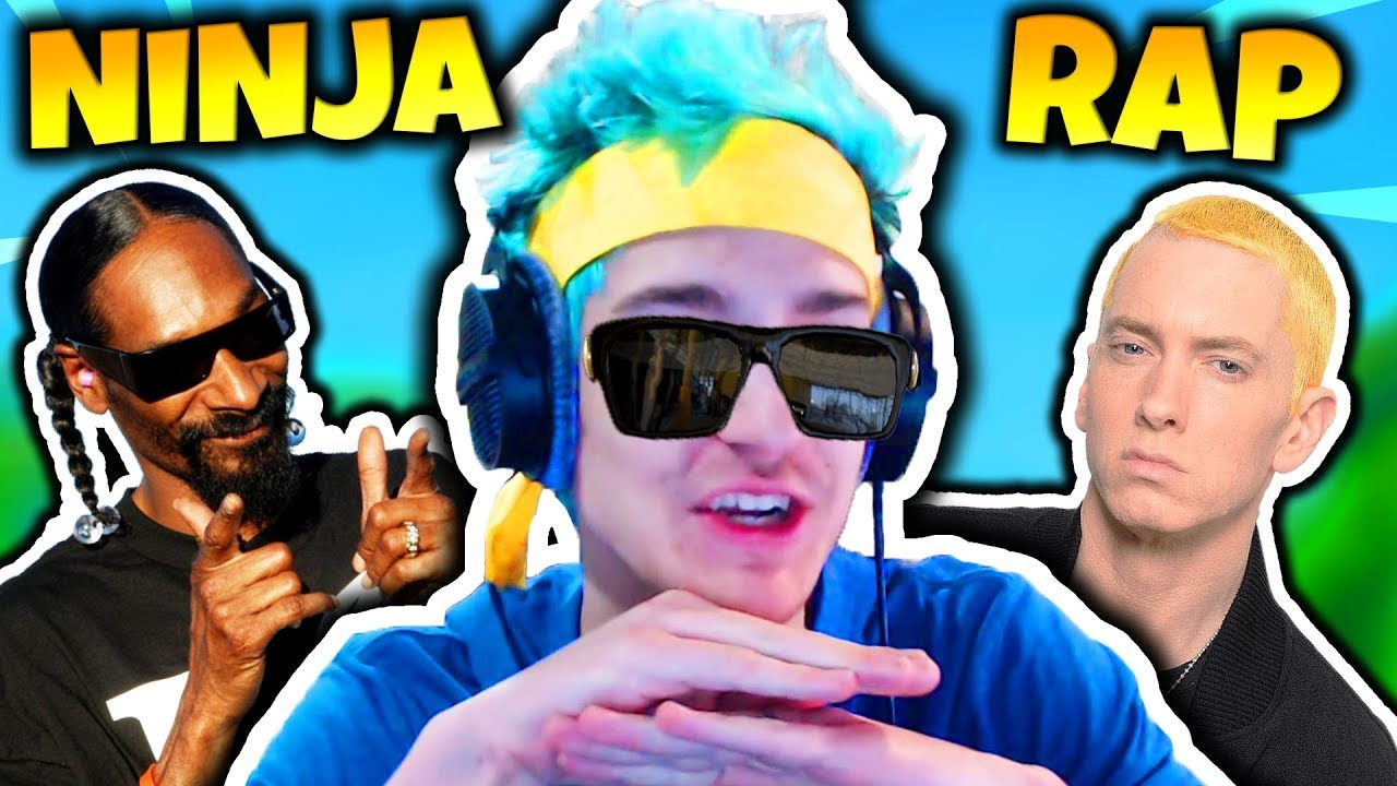 NINJA FREESTYLE RAPPING ON STREAM | Fortnite Daily Funny Moments Ep 26