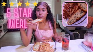 Cooking With Tae: 5 STAR MEAL !