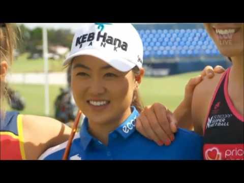 ISPS Handa Womens Australian Open 2017
