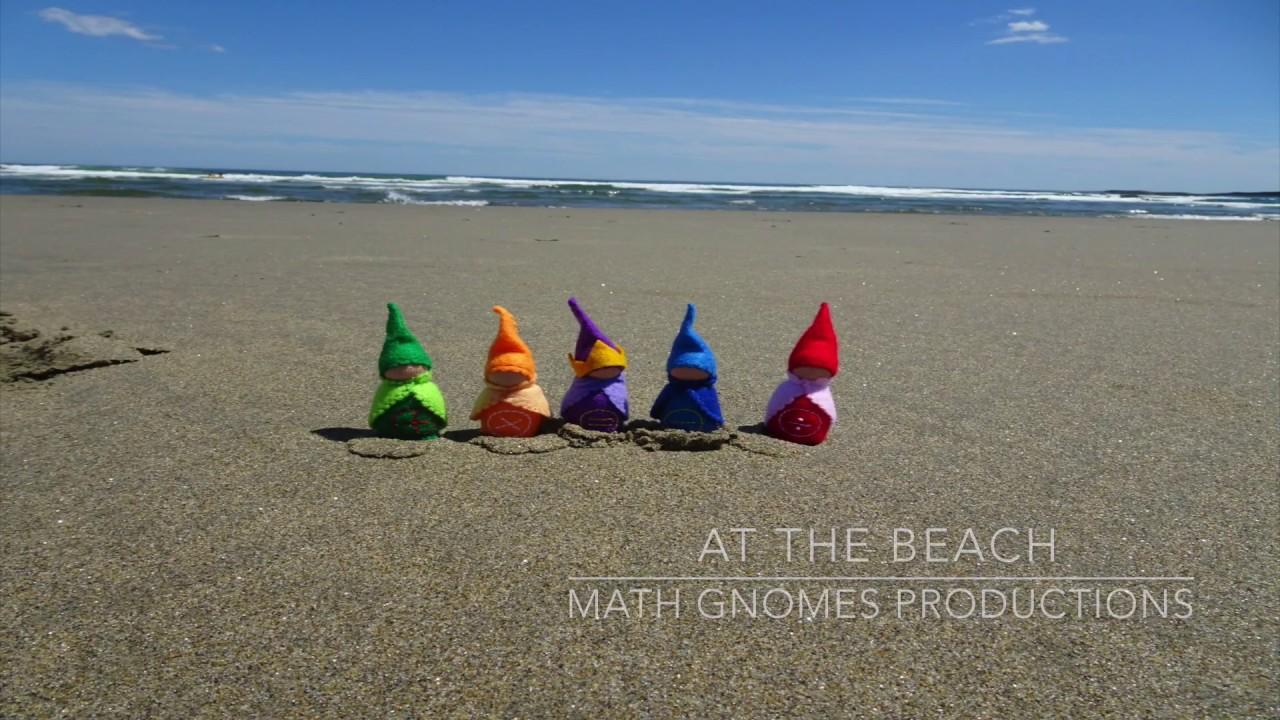 Oak Meadow Math Gnomes At The Beach