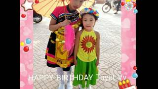 Happy birthday Tuyết  Vy