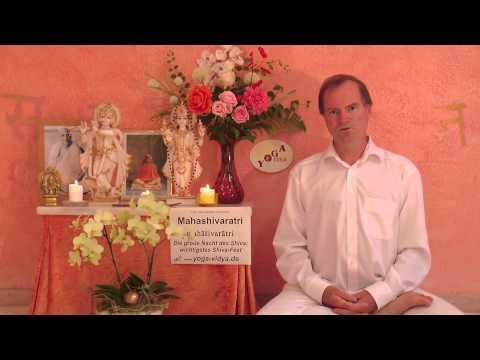 Mahashivaratri - Die grosse Nacht des Shiva - Hinduismus Wörterbuch