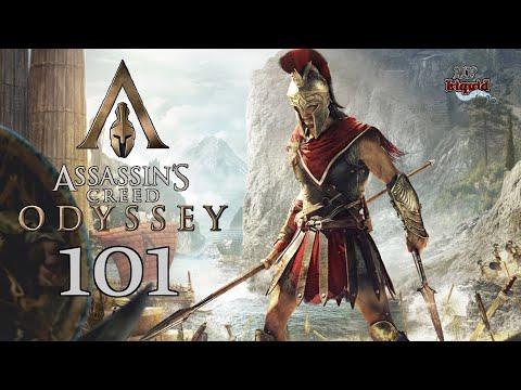 Assassins Creed Odyssey Gameplay German #101 - Der Mann aus Atlantis [Let's Play Deutsch] thumbnail