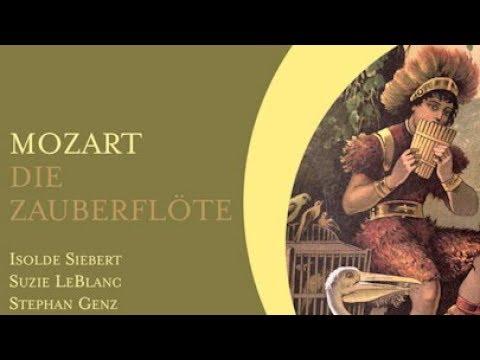 Mozart: The Magic Flute, K.620 Vol.3