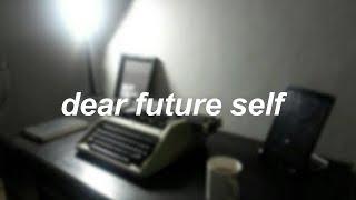 LETTER TO MY FUTURE SELF [ENGLISH] screenshot 1