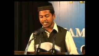 KHILAFATH CENTENARY CONFERENCE AT CHENNAI : Speech bY : Moulavi K.Tariq Ahmad Sahib