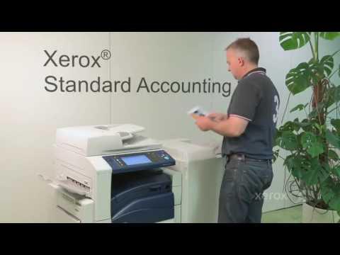 Xerox Standard Accounting