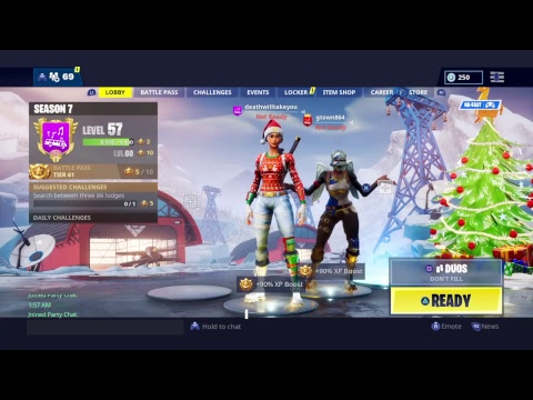 Fortnite! *LIVE* #Littytitty Road to 600 *VBUCK GIVEAWAY AT 1k* #roadto600