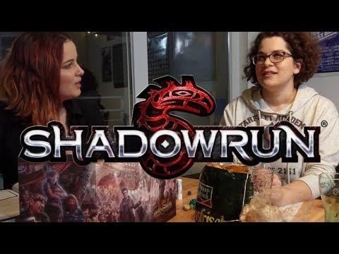 Shadowrun - Pen & Paper Let's Play Teil 1