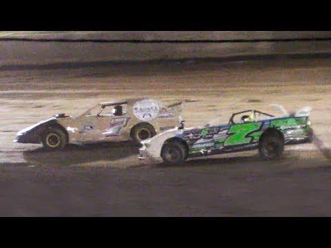 Street Stock Feature   Eriez Speedway   9-22-18