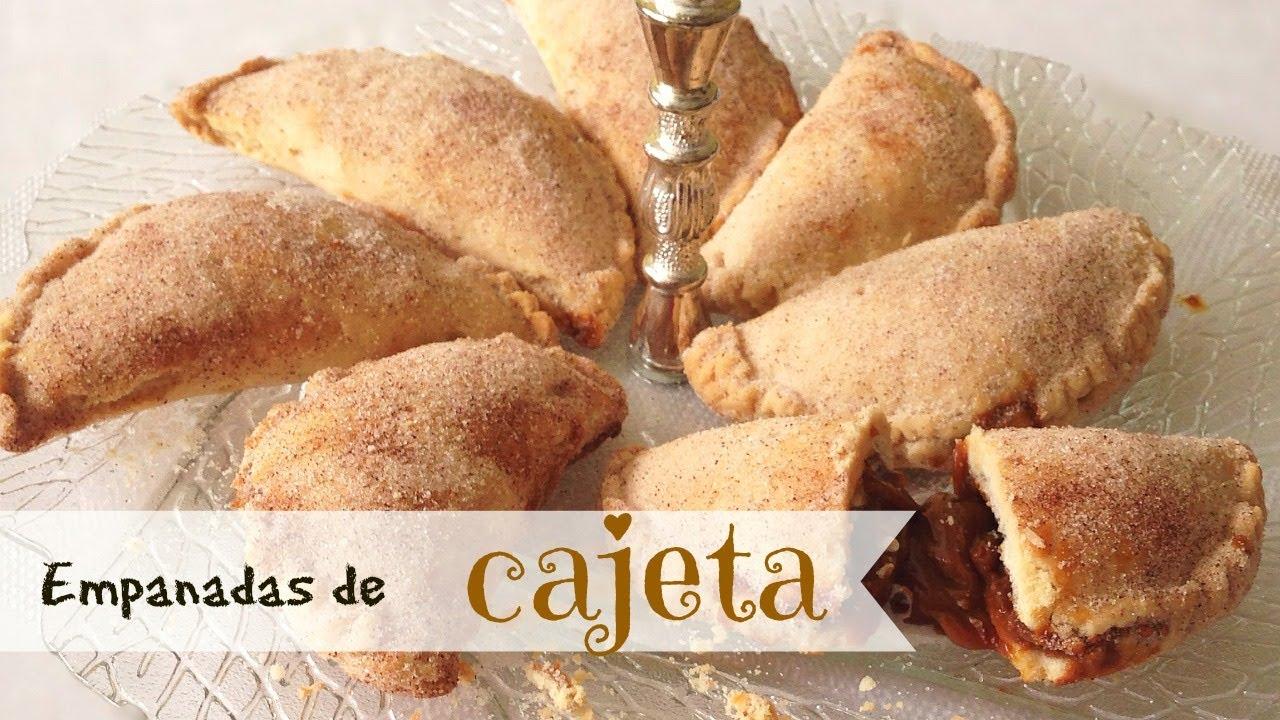 Empanadas Rellenas De Dulce De Leche