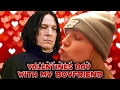 Valentines Day With My Boyfriend (Snape)