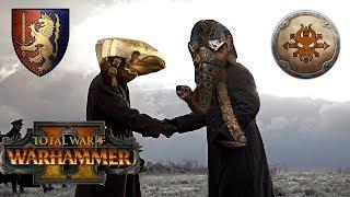 Bretonnia & Norsca | MAMMOTH + HIPPO KNIGHTS - Total War Warhammer 2