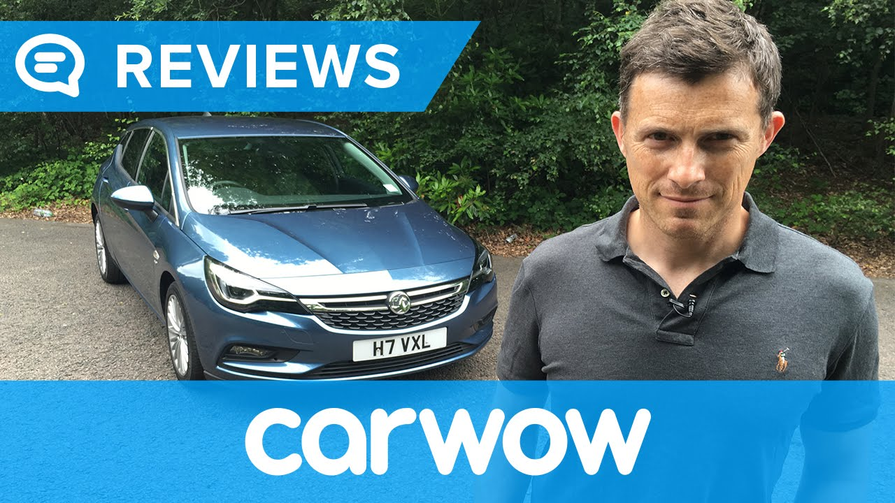 Vauxhall (Opel) Astra Hatchback 2017 review | Mat Watson Reviews