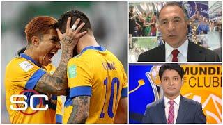 ANÁLISIS Tigres, histórico. Venció a Palmeiras y jugará final del Mundial de Clubes | SportsCenter