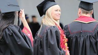 A Celebration of Grads: USC Commencement 2018