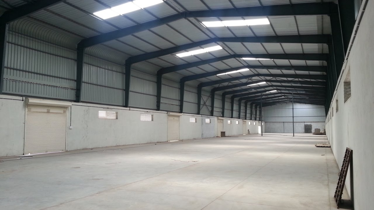 Indiawarehousing In 20000 Sq Ft Warehouse At Changodar Youtube