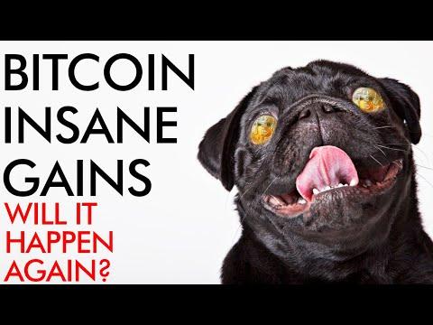 Bitcoin INSANE Gains - Will It Happen Again?