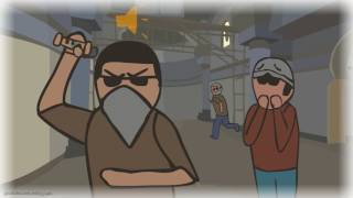CS GO Cartoon-Episode 1 Typische Taktik Silber