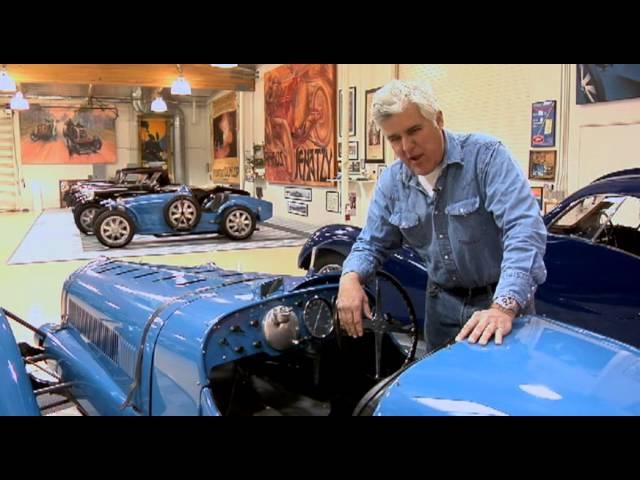 1935 Delahaye 135 S - Jay Leno's Garage