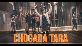 Chogada Tara - Loveratri (Dance cover) | Sandeep Chhabra & Shazeb sheikh choreography