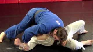 Brazilian Jiu-Jitsu Culver City, CA | Kimura from the Corner Hold
