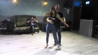 Bachata Dance  - A Bachata Class in TLV - Tu príncipe, Prince Royce