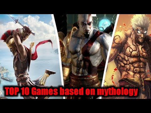 Top 10 Games Based On Real Mythology / Traditions And Cultures