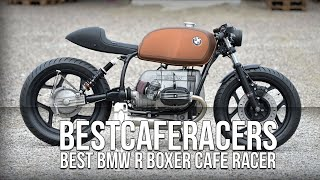 Best BMW Boxer Cafe Racer, Scrambler, Bobber and Tracker
