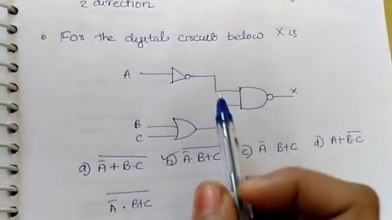 GATE 2016 DIGITAL CIRCUIT PHYSICS - YouTube