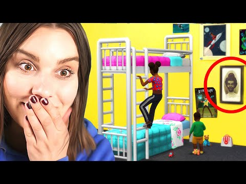 BUNK BED HYPE and The Sims 4 oopsy doopsy leak |
