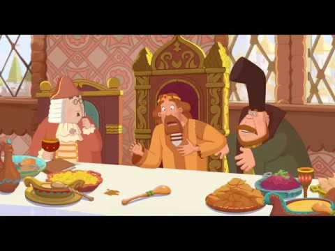 Жанр мультфильм приключения