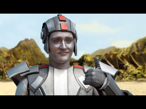 MY ROBOT AND ME (Old Spice Music Video)