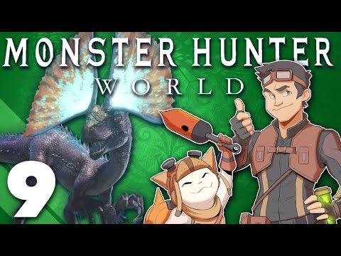 Monster Hunter World - #9 - Tzitzi-Ya-Ku - PlayFrame thumbnail
