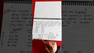Fizik 9.Sınıf Kuvvet-2 (Newtonun Hareket Kanunları)