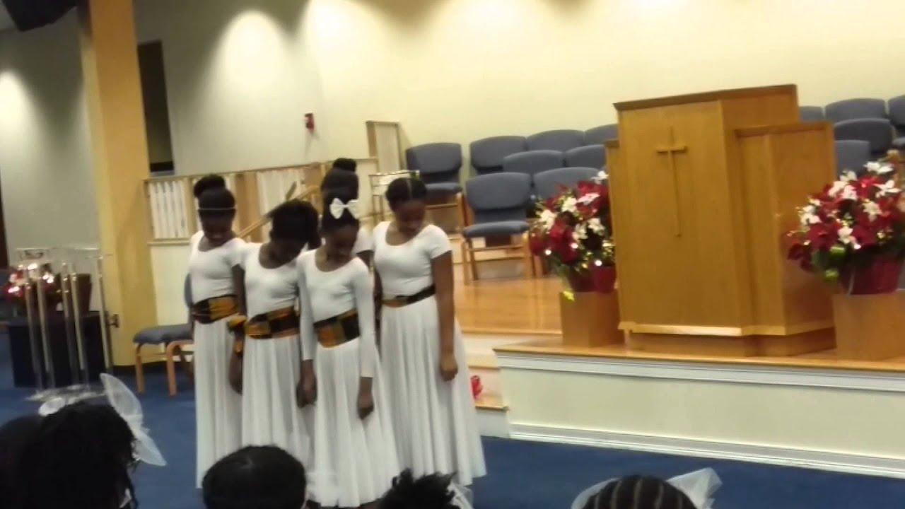 ATOJC Youth Christmas Play (Part 2) - YouTube