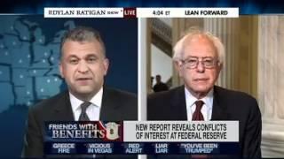 Dylan Ratigan Audit Exposes Secrets ~ Corruption of Federal Reserve.flv