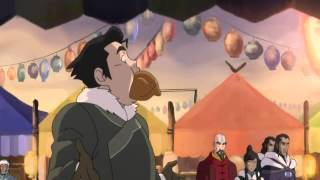Legend Of Korra Season -2-   Episode -1- Part -1- [Deutsch/English]