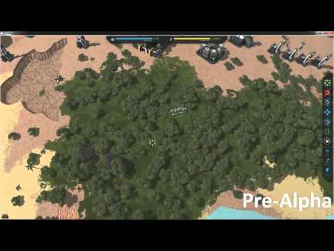 First Planetary Annihilation gameplay video lives up to its namesake, dev announces May alpha