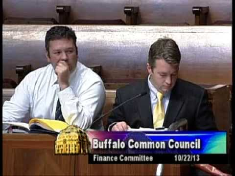 Finance Committee meeting on the Erie Basin Marina, Part 3
