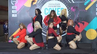 180324 Refill cover CLC - Intro + BLACK DRESS @ CentralPlaza Chaengwattana Cover Dance (Au)