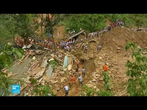 البحث عن مفقودين على قدم وساق بعد مرور إعصار في الفلبين  - نشر قبل 2 ساعة