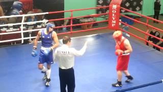 Соревнования по боксу в Кургане финал 24.11.2012