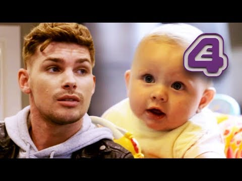Kieron Richardson Hears Emotional Account from Gay Dads About Birth of Surrogate Daughter